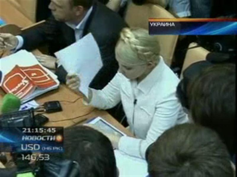 На Украине арестована экс-премьер-министр страны Юлия Тимошенко