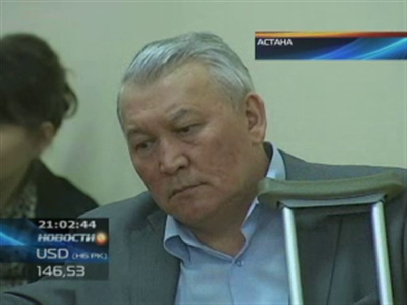 Жаксылыка Доскалиева осудили на 7 лет лишения свободы в колонии строгого режима