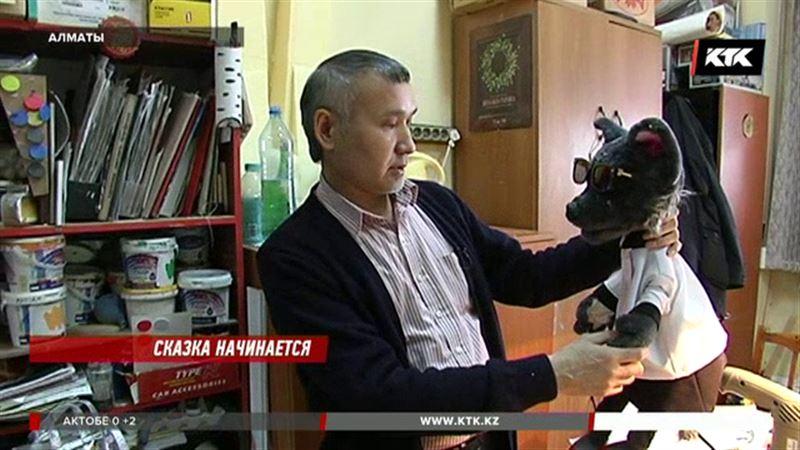 Лучшие кукловоды собрались в Алматы