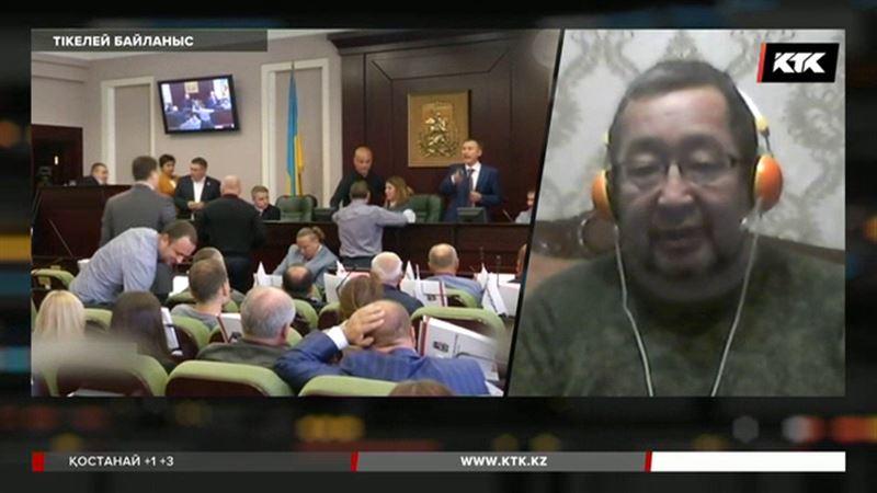Сарапшы пікірі: Украина ТМД-дан шықса не өзгереді?