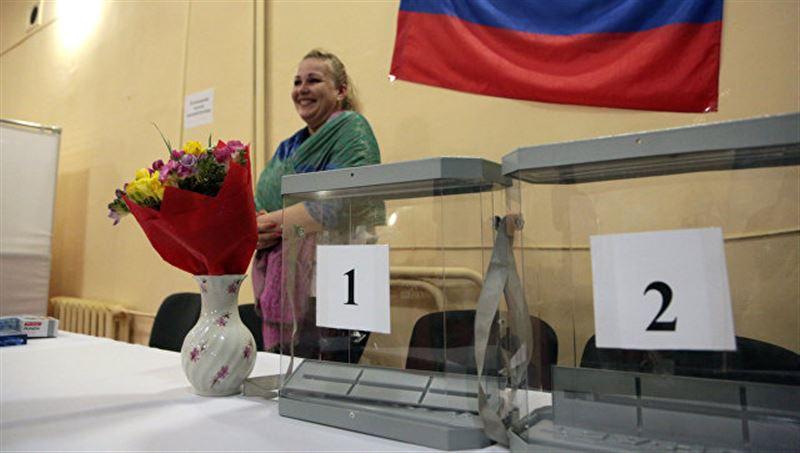 На территории Казахстана открылись участки для выборов президента РФ