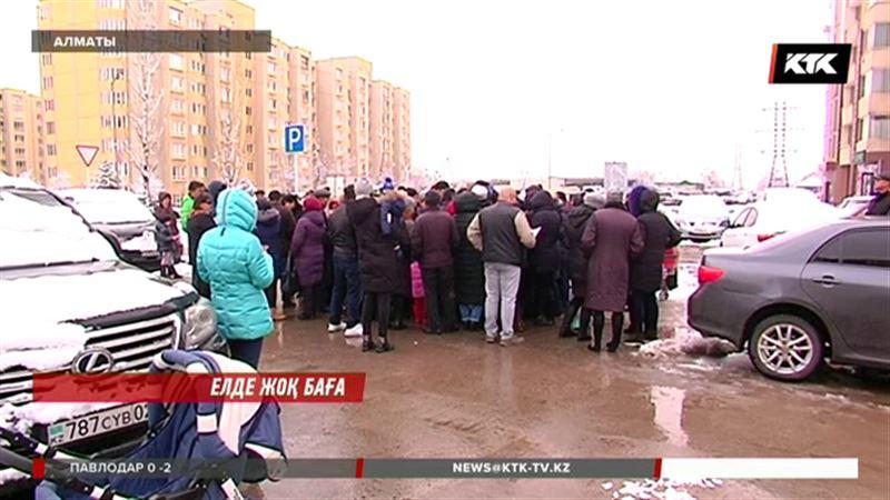 Қалада жоқ баға: Алматы тұрғындары еселеп өскен тарифке қарсылық білдірді