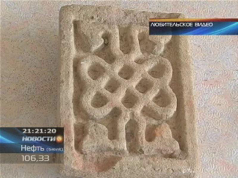 Уникальное открытие сделали павлодарские археологи