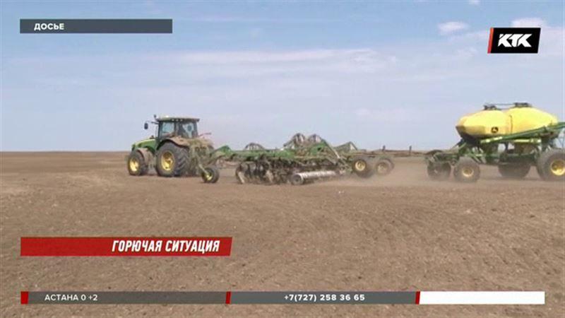 Весенняя примета: фермеры остаются без ГСМ