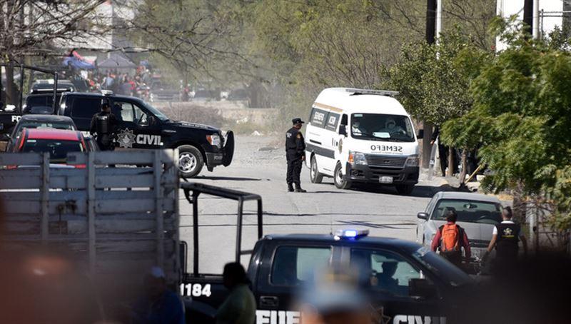 В результате перестрелки в торговом центре Мексики, погибли три человека