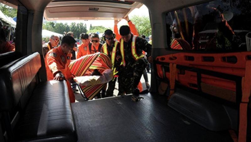 Автобус жардан құлап, 20 шақты адам қаза тапты