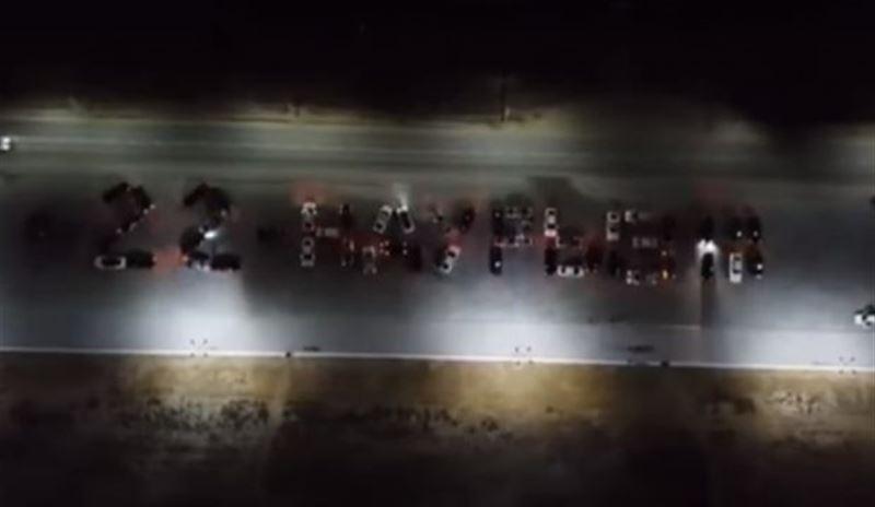 ВИДЕО: Ақтауда Ұлыстың ұлы күніне орай ерекше флешмоб ұйымдастырды