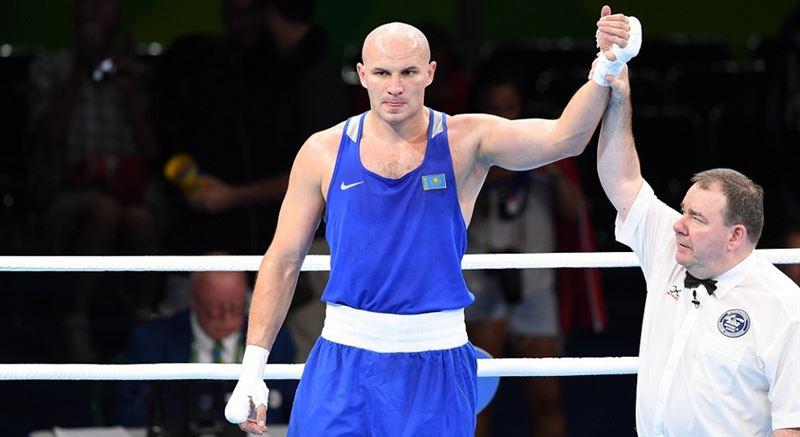 ВИДЕО: Иван Дычко америкалық боксшыны нокаутпен жеңді