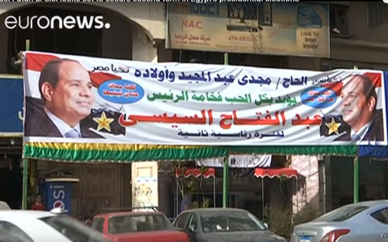 В Египте стартовали выборы президента