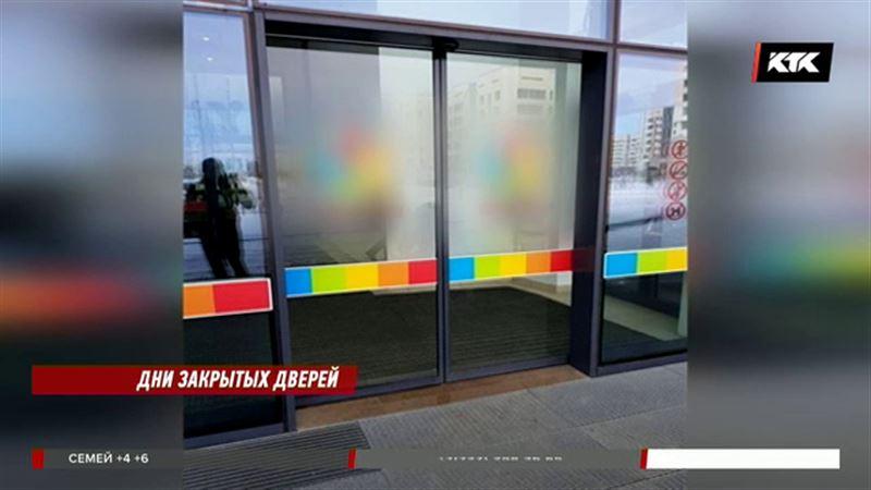 После кемеровской трагедии казахстанцы проводят ревизию торговых центров