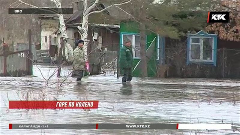 Дома в восточноказахстанском поселке восстановлению не подлежат