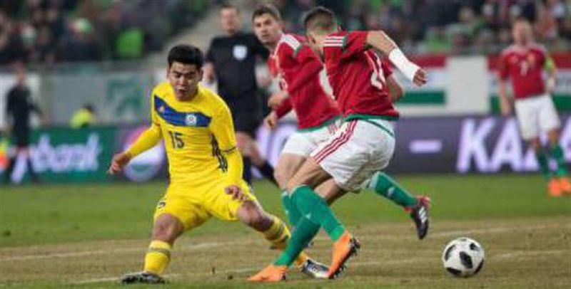Футболдан Қазақстан құрамасы Болгариядан жеңілді