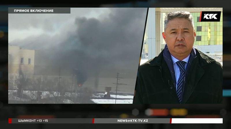 К пожарной безопасности зданий в Казахстане относятся фиктивно – комментарий депутата
