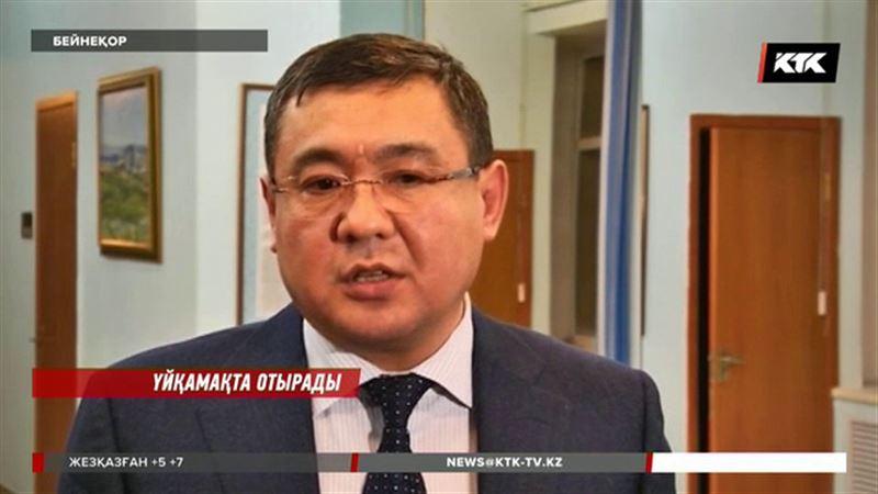 Энергетика вице-министрі Ғани Сәдібеков тергеу абақтысынан үйқамаққа ауыстырылды