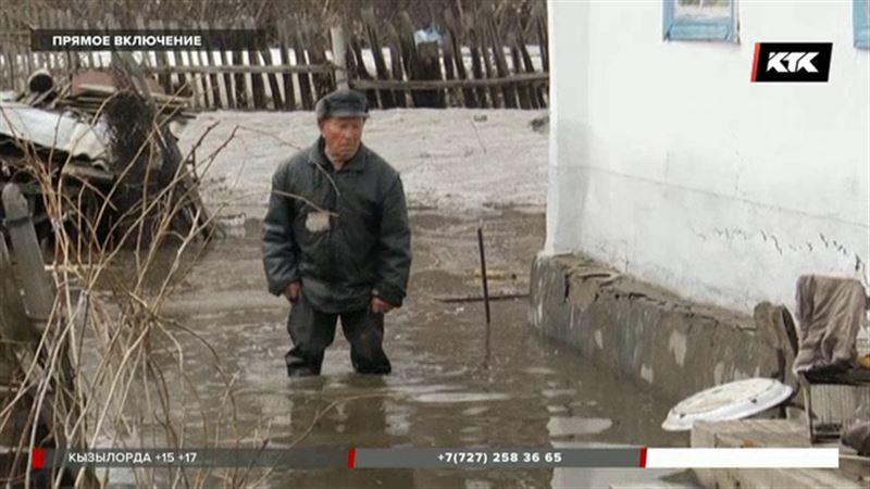 ПРЯМОЕ ВКЛЮЧЕНИЕ: В Шемонаихе сохраняется угроза паводков