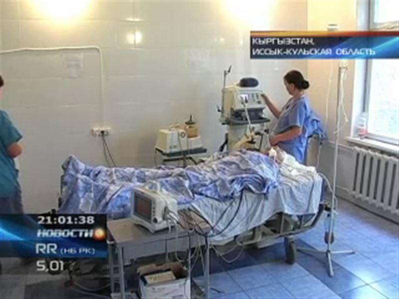 Ерлана Балмахаева врачи готовы транспортировать в бишкекскую клинику