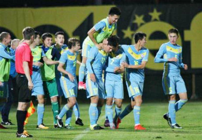 Футболдан Қазақстан жастары Люксембургті ойсырата ұтты