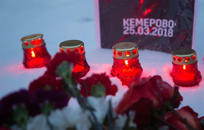 Опознаны тела 27 погибших при пожаре в кемеровской «Зимней вишне»