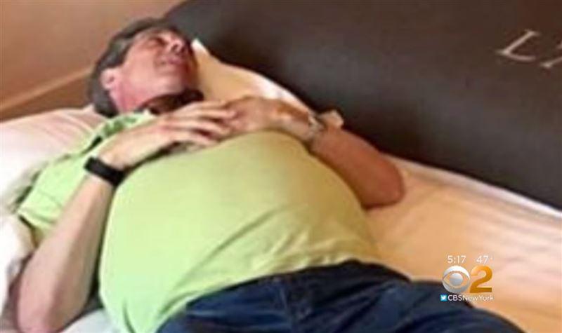 Врачи принимали рак за пивной живот, пока опухоль не выросла до 12 килограммов