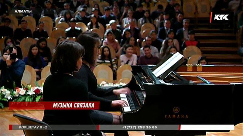В Алматы началась музыкальная олимпиада