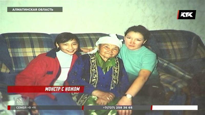 Мужчина, зарезавший трёх женщин в Алматинской области, рассказал, как всё было