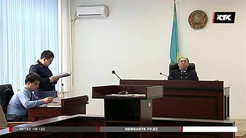 Группировку «Адыл Кытай» начали судить в Алматы