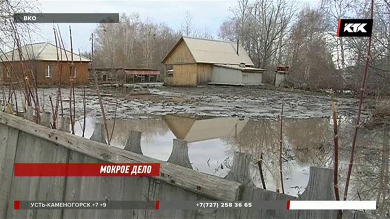Жители затопленного Прогресса в шоке от увиденного в своих домах