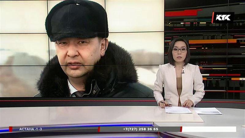 """Астанада тергеу изоляторында """"Қазавтожолдың"""" экс-басшысы асылып қалды"""