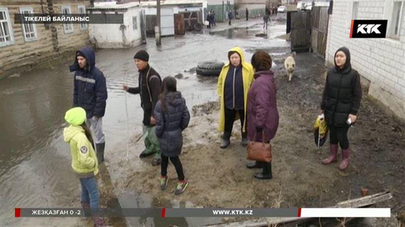 Семейде тасқын ортасынан көшірілген тұрғындар қонақ үйлерге сыймай жатыр