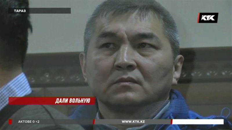 Осужденного на 15 лет экс-главу полицейского управления неожиданного отпустили