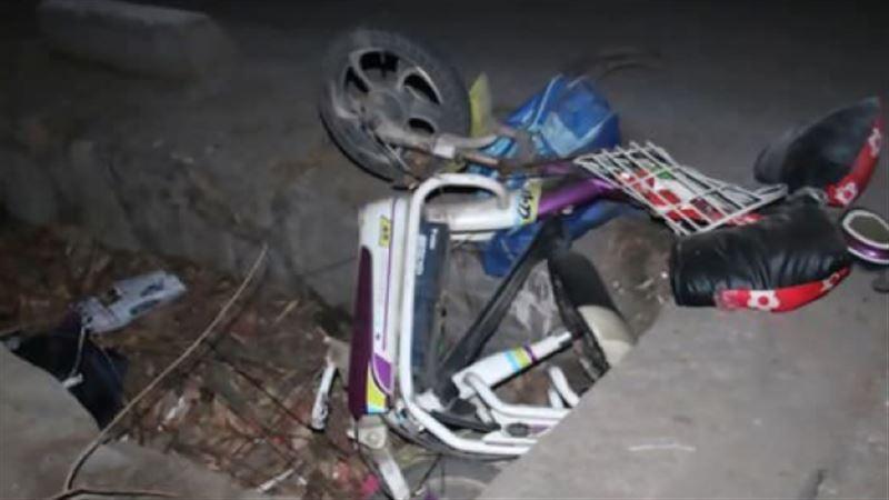 Водитель сбежал с места смертельного ДТП, не зная, что сбил жену и сына