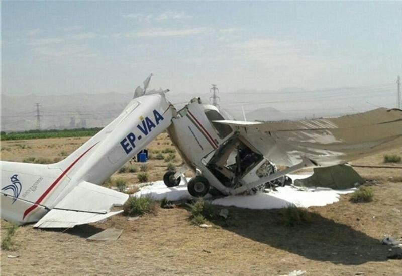 Самолеты столкнулись в аэропорту штата Индиана, есть погибшие