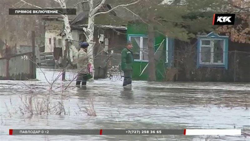 Министр МВД и зам. премьер-министра будут нести ответственность за ситуацию с паводками