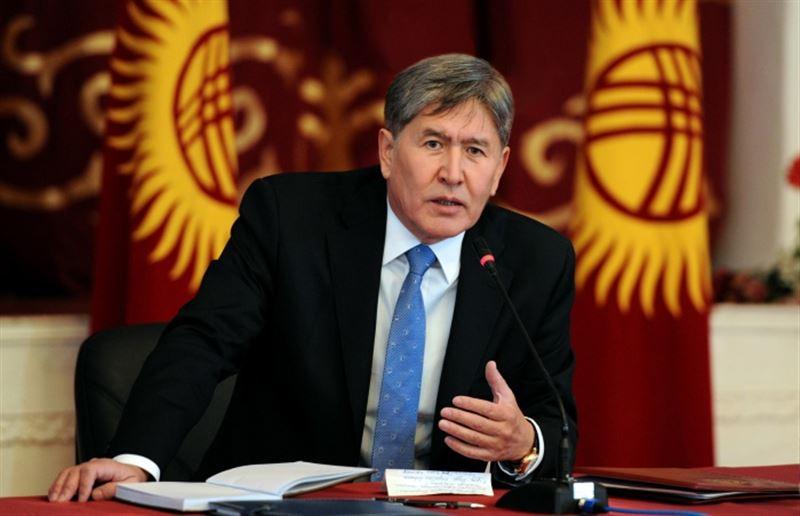 Алмазбек Атамбаев саясатқа қайта оралды