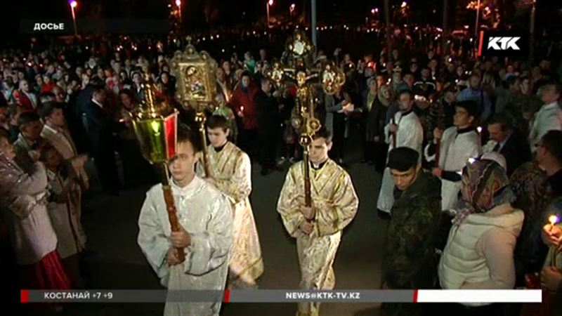 Православные Казахстана готовятся к Пасхе