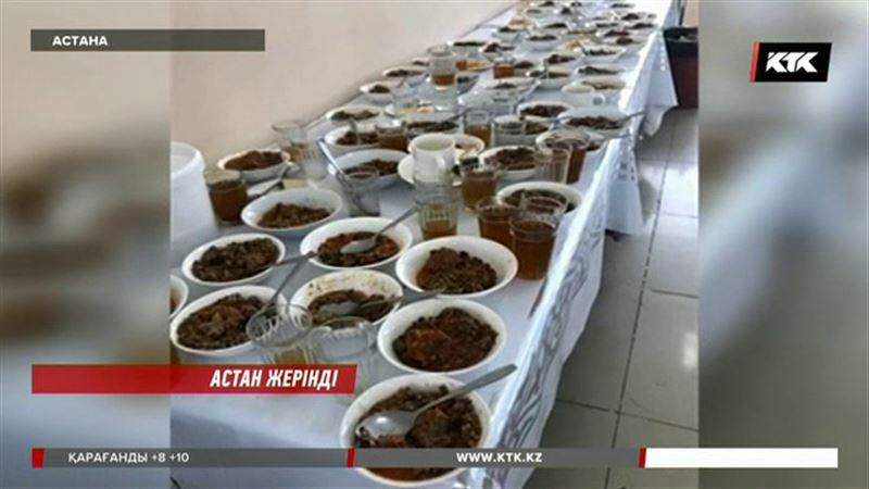 Астанада асханадағы дәмсіз тамаққа қатысты дау жалғасын тапты