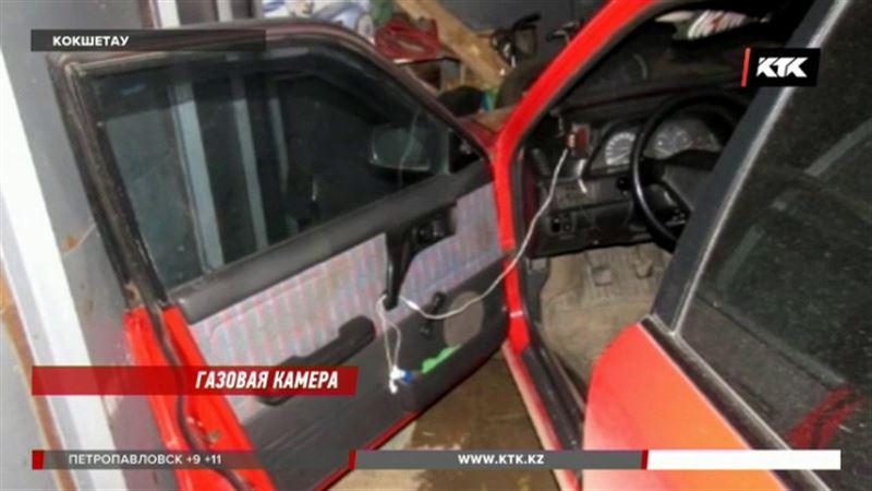В Кокшетау женщина обнаружила мужа и неизвестную девушку мёртвыми в гараже