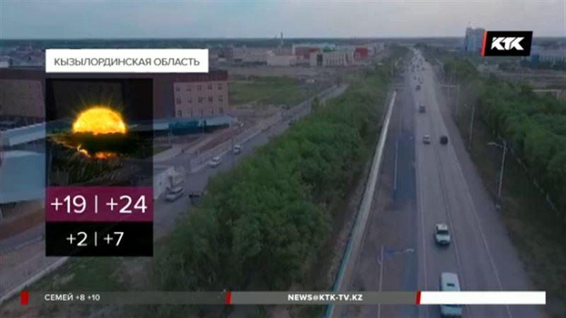 В Казахстане потеплеет