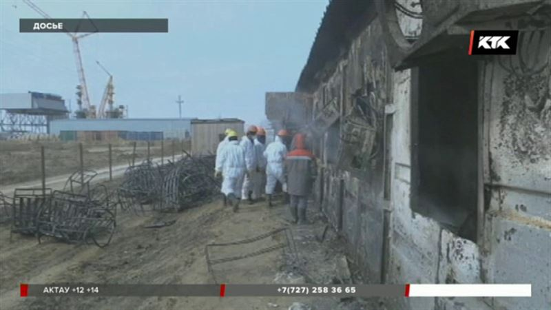 Семеро  рабочих погибли на Карабатане по вине работодателя
