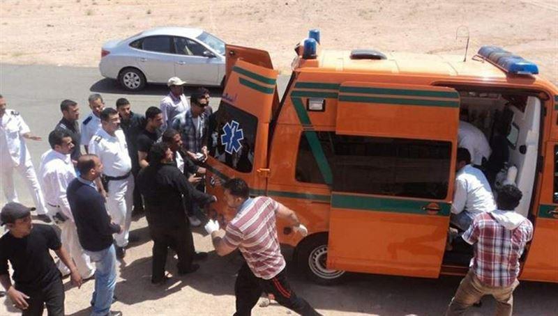 В ДТП с участием микроавтобуса в Египте погибли 20 человек