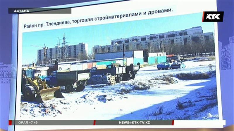 Жабайы базар,кірқожалақ көше! Назарбаев Астананың көріксіз келбетін фотоға түсіріп Исекешовтің бетіне басты