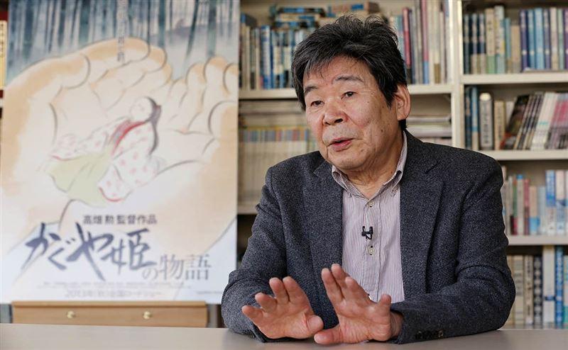 В Японии умер режиссер «Могилы светлячков» Исао Такахата