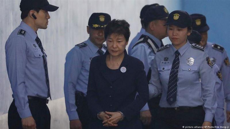 Оңтүстік Кореяның экс-президенті 24 жылға сотталды
