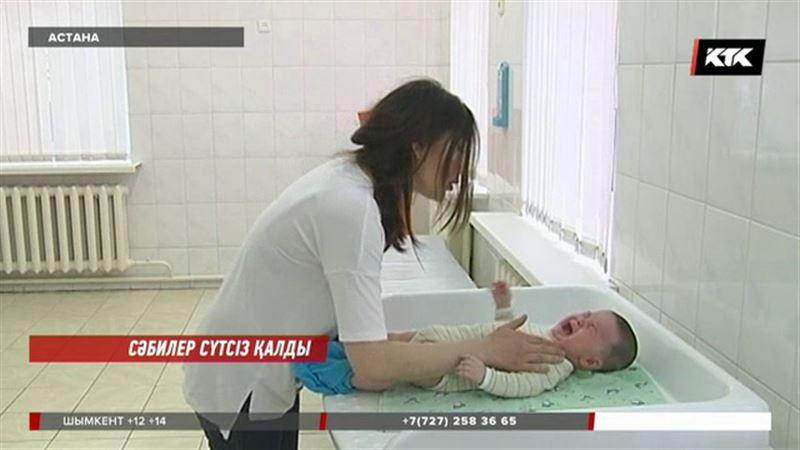 Астанада екі мыңнан астам сәби аш қалды