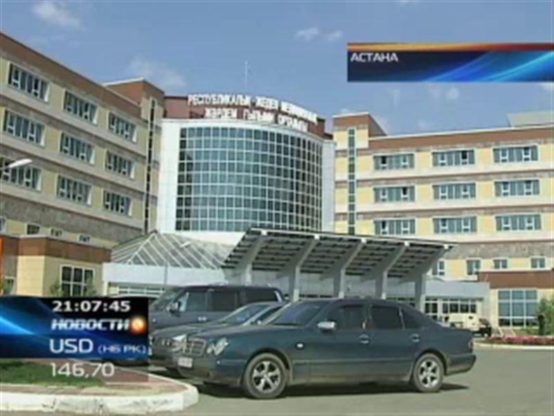 В Астане умерла девушка, которую сбил автомобиль американского посольства