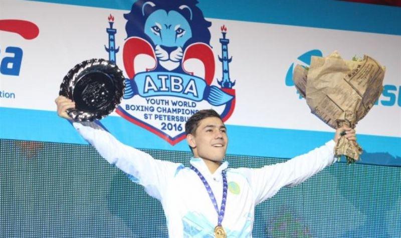 ВИДЕО: 20 жастағы қазақстандық боксшы қарсыласын 31 секундта сұлатып салды