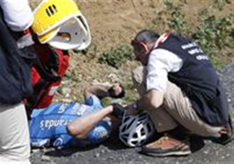 23 жастағы велошабандоздың жарыс кезінде жүрегі тоқтап қалды