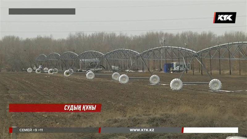 Павлодар облысында бау-бақша өсірумен айналысатын жұрт шу шығарды