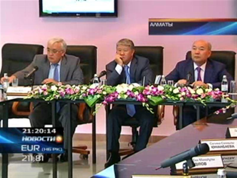 В Алматы прошло ежегодное августовское совещание