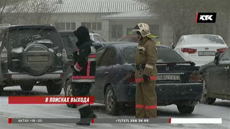 Торговые центры Казахстана уязвимы перед огнём